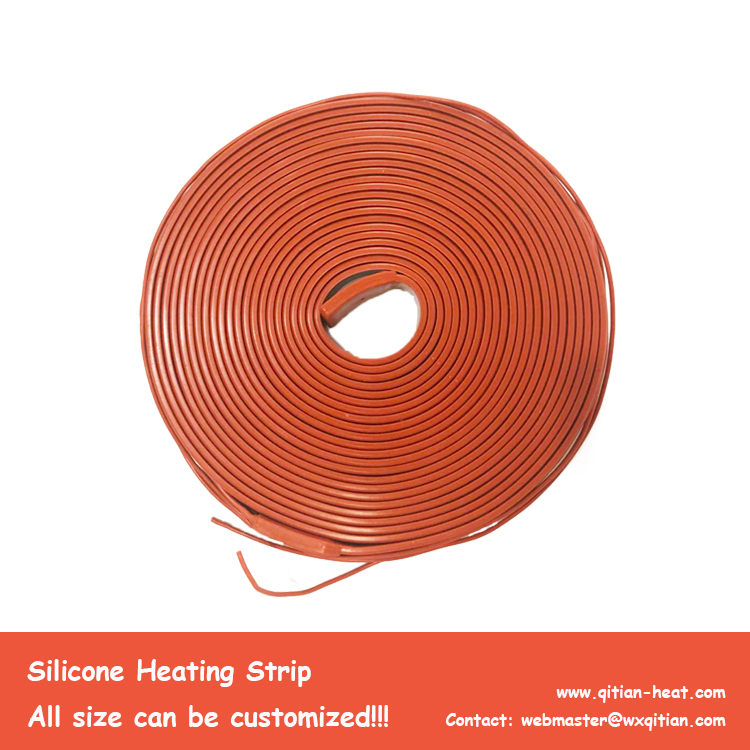 230V Silicone Heating Strip