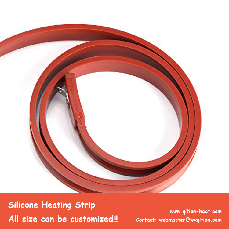 Silicone Heating Strip