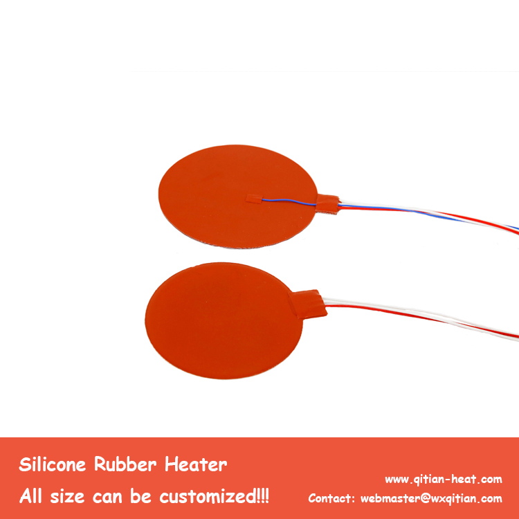 Adhesive Silicone Heater