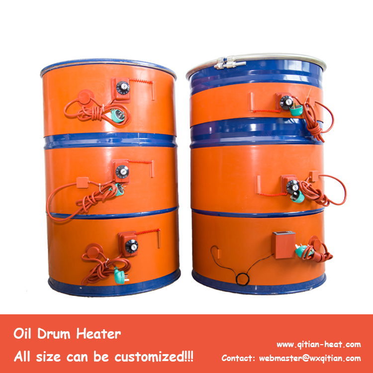 200L Oil Drum Heater