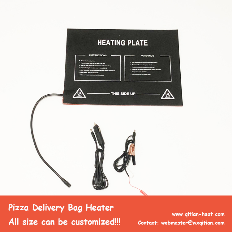 Pizza Bag Heating