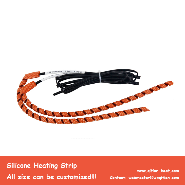 Pipe Heating Strip