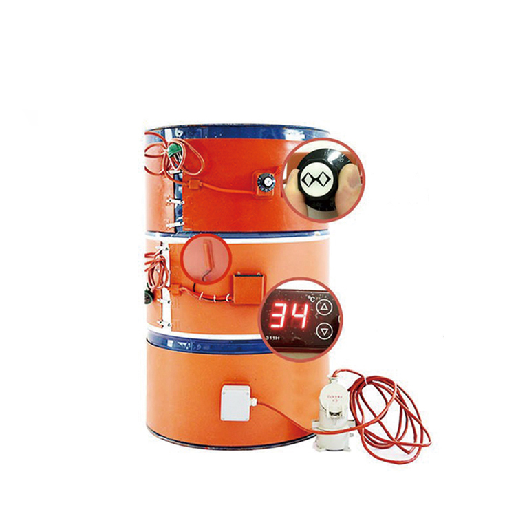 Oil Drum Heater