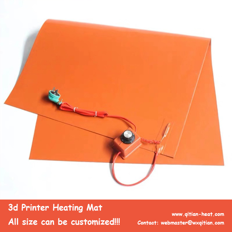 3d Printer Heater With Knob Controller