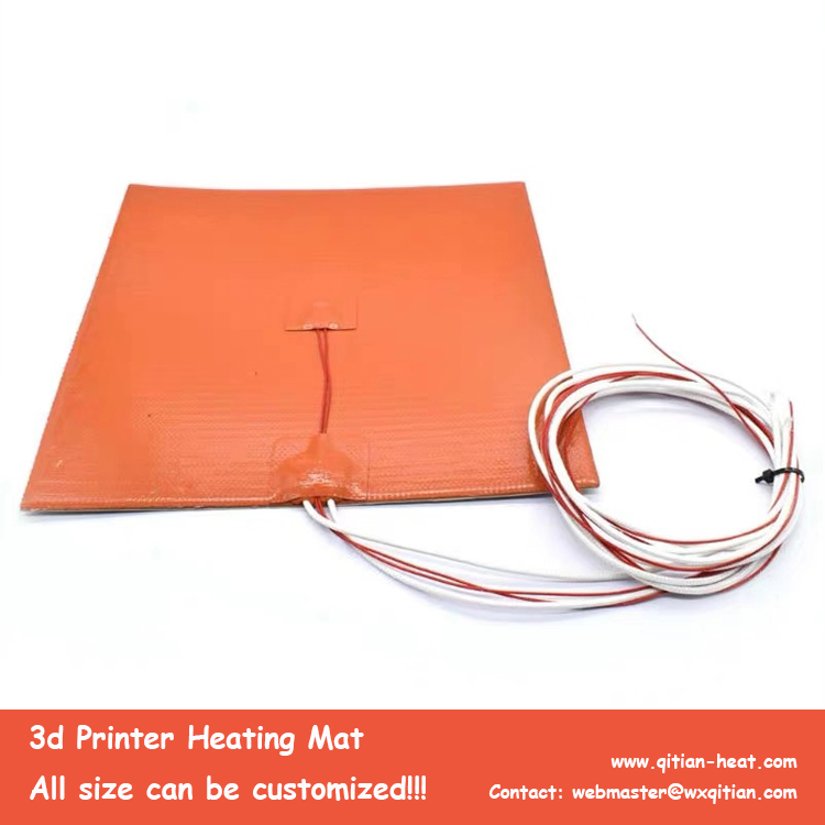 Adhesive 3d Printer Heater