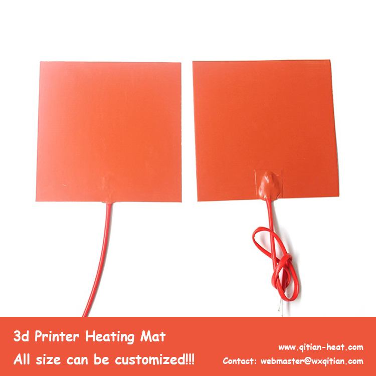 100x100mm 3d Printer Heater