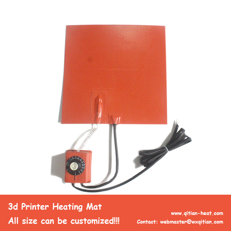 500x500mm Customized 3d Printer Heater