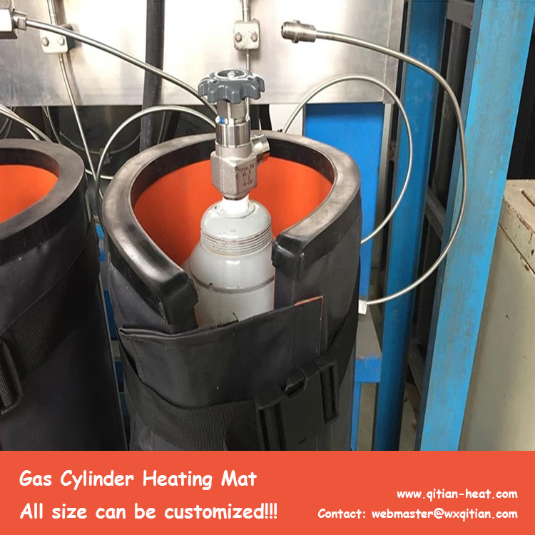 All Cover Customized LPG Cylinder Heater