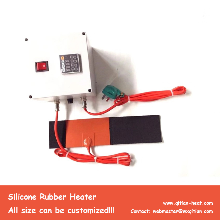 Silicone Heater With Customized PID Controller