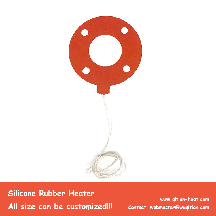 Special Round Silicone Heater(2)