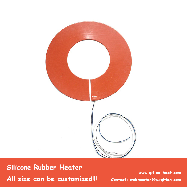 Special Round Silicone Heater(3)
