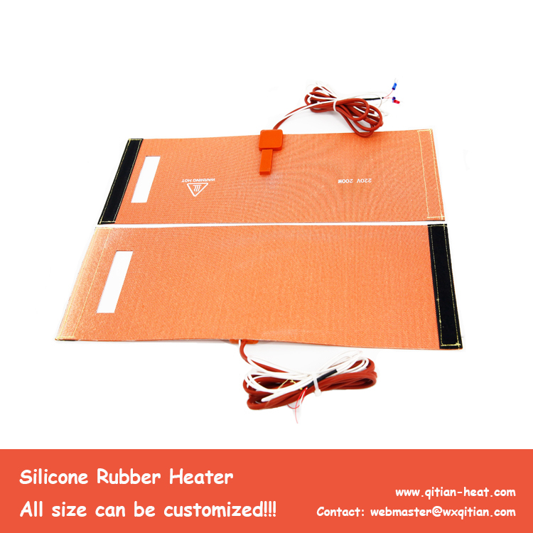 USA Material Silicone Heater