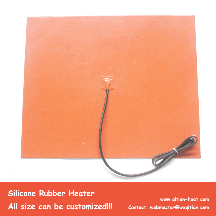 300x400mm Silicone Heater