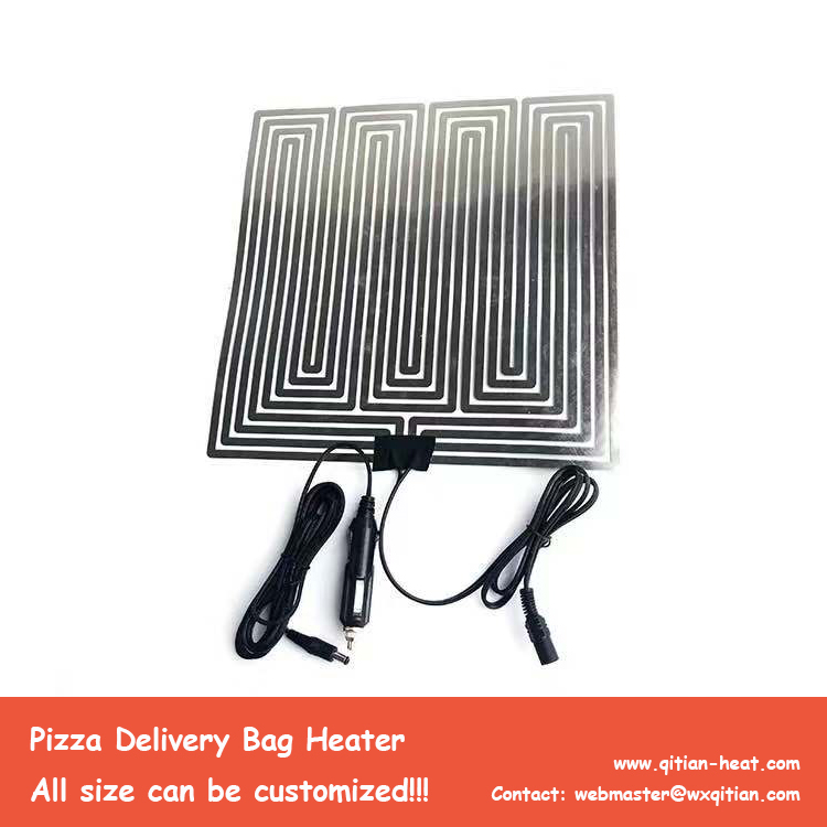 40x40cm Pizza Bag Heating Mat