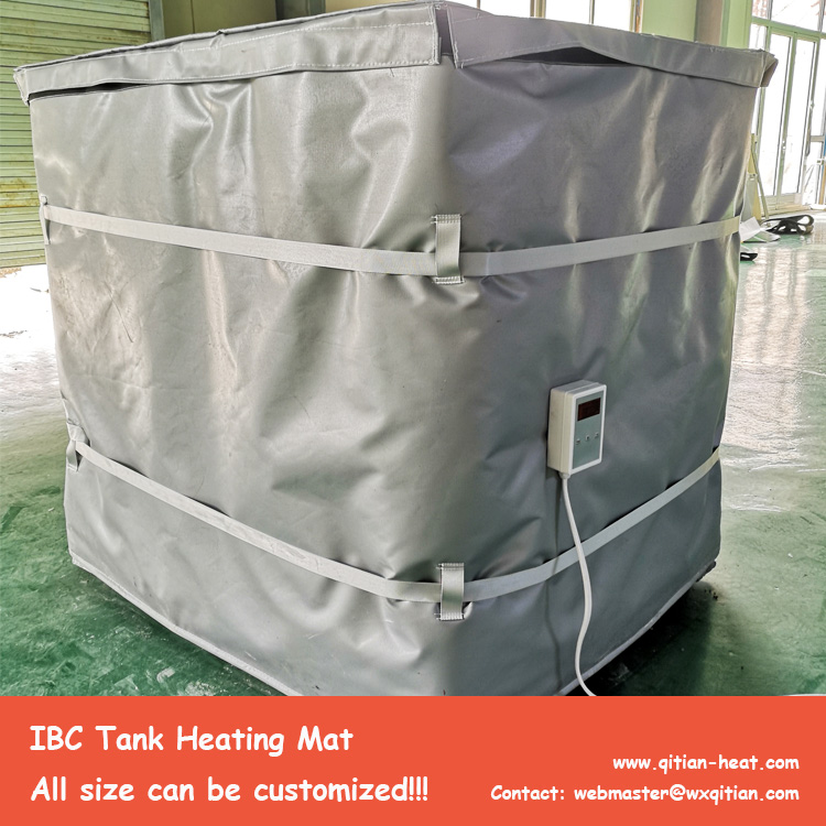 IBC Tank All Cover Heating Jacket