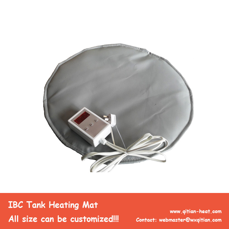 IBC Tank Heating Jacket
